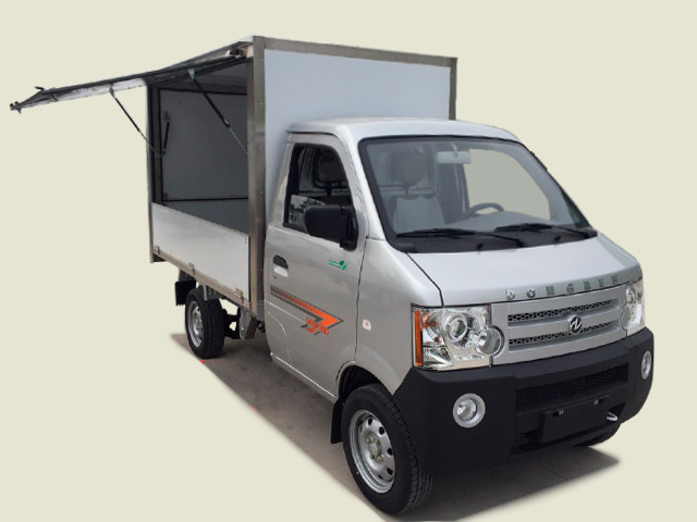 Mẫu xe tải Dongben trả góp - ảnh minh họa