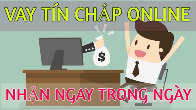 Hồ sơ vay tín chấp online tại các ngân hàng - ảnh minh họa