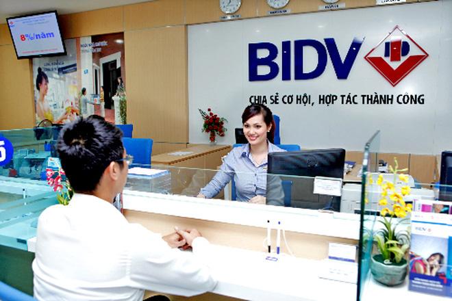 Lãi suất vay mua xe tháng 11/2018 tại ngân hàng BIDV