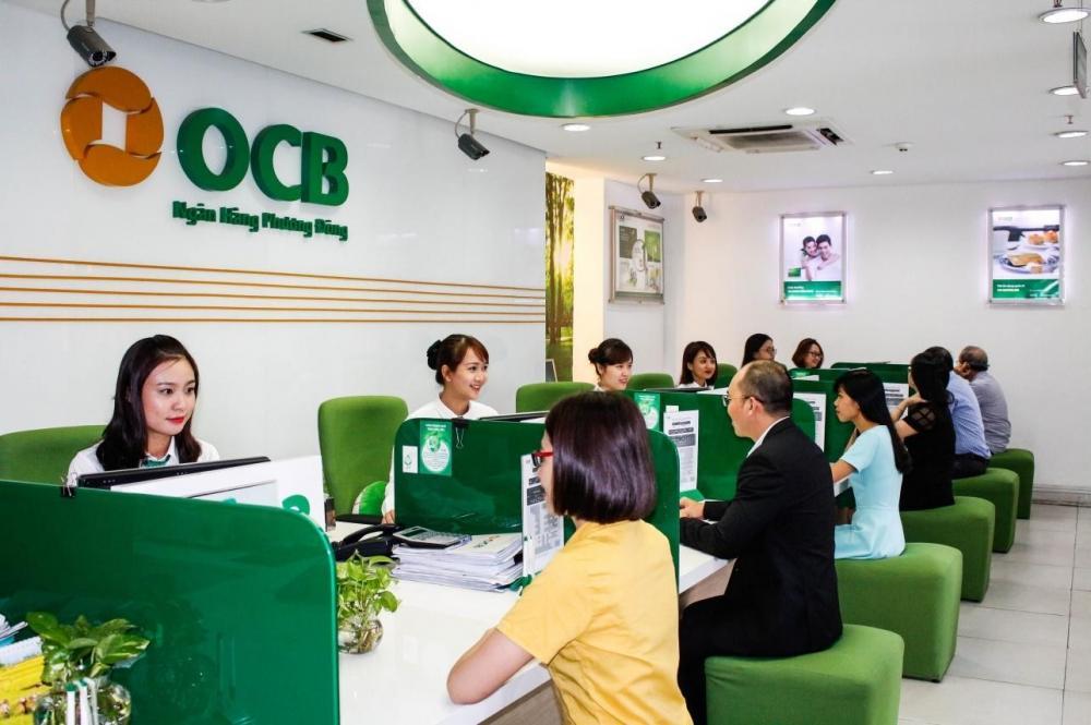 Biểu phí và lãi suất thẻ tín dụng OCB được ấn định
