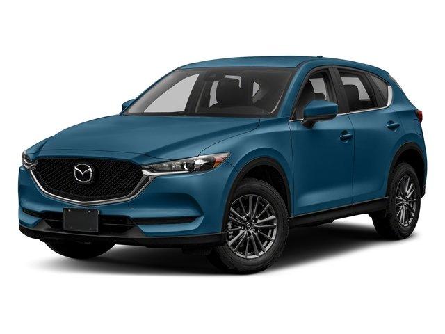 Xe Mazda CX5 màu xanh phù hợp với người mệnh thủy