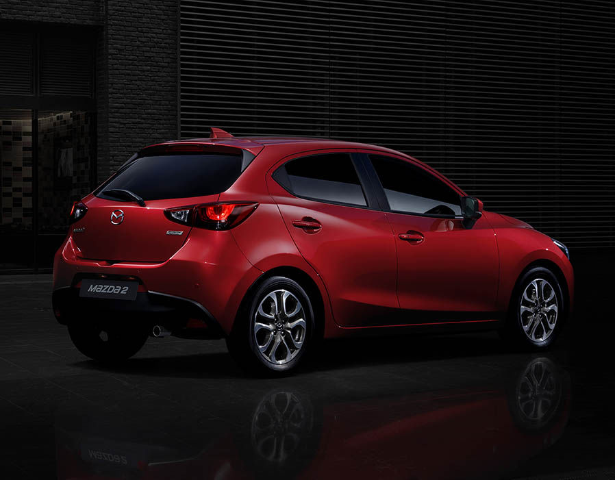 Mẫu xe Mazda 2 2019 nhập khẩu bản hatchback