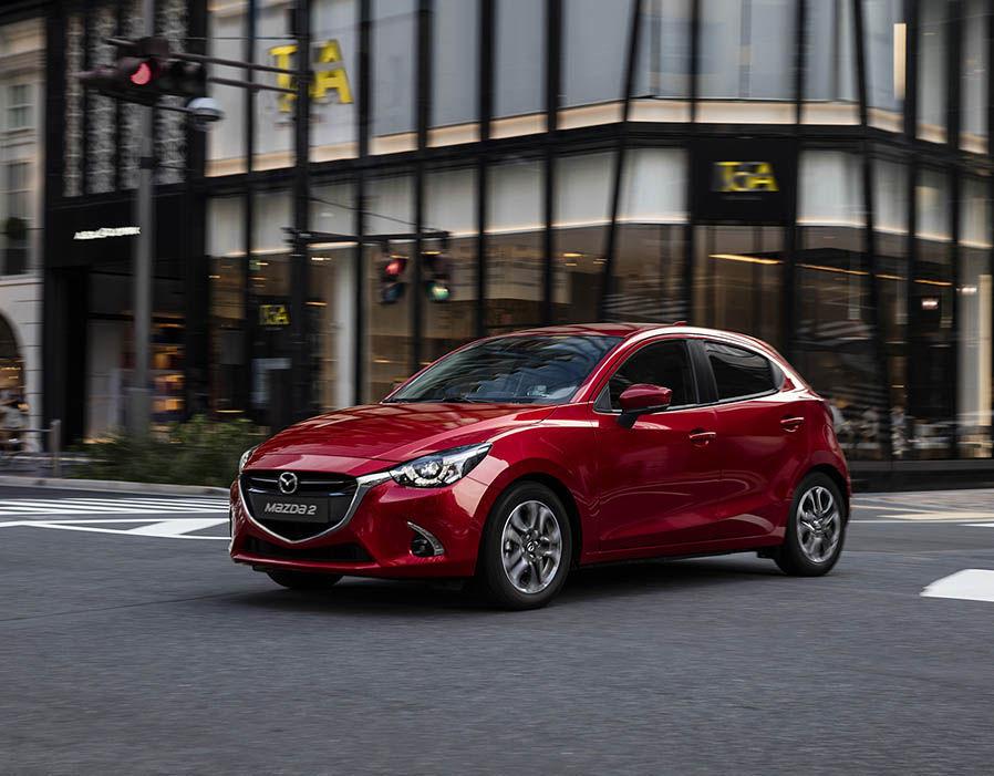 Mazda 2 2019 sedan nhập khẩu bắt đầu nhận đặt cọc với giá từ 509 triệu đồngb