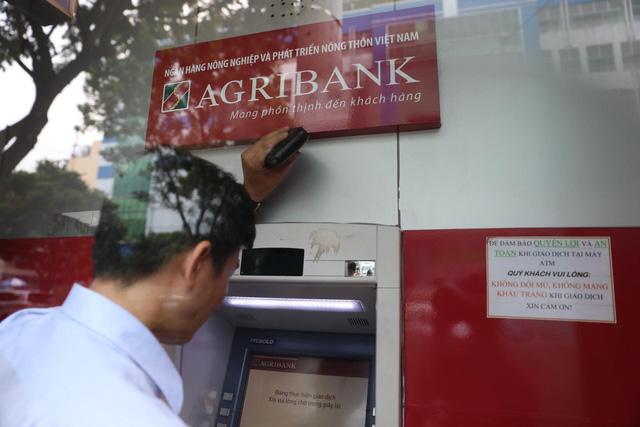 Số tài khoản ngân hàng Agribank có bao nhiêu số, được ghi ...