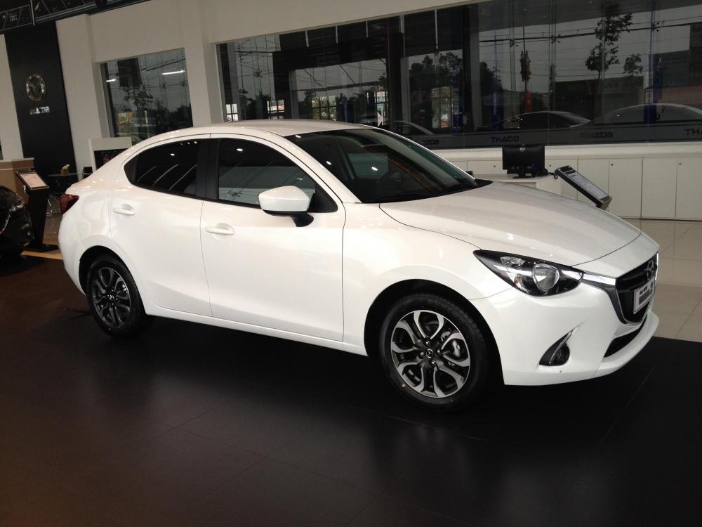 Lưu ý mua xe Mazda 2 trả góp - ảnh minh họa