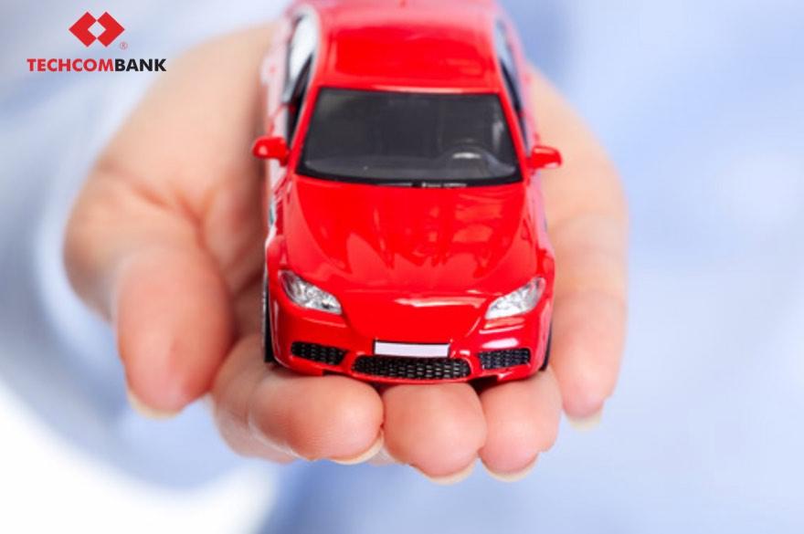 Lãi suất vay mua xe tháng 12/2018 tại ngân hàng Techcombank