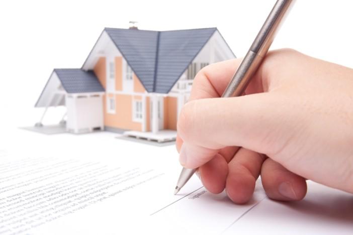 hợp đồng vay mua nhà cuối năm