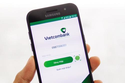 Chuyển tiền nhanh qua số tài khoản Vietcombank bằng Internet Banking