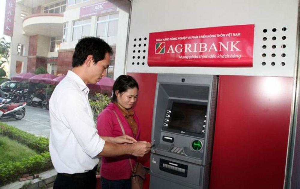 Kiểm tra số tài khoản Agribank qua ATM - ảnh minh họa