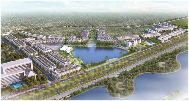 Sự sôi động của thị trường bất động sản Bắc Giang hiện nay