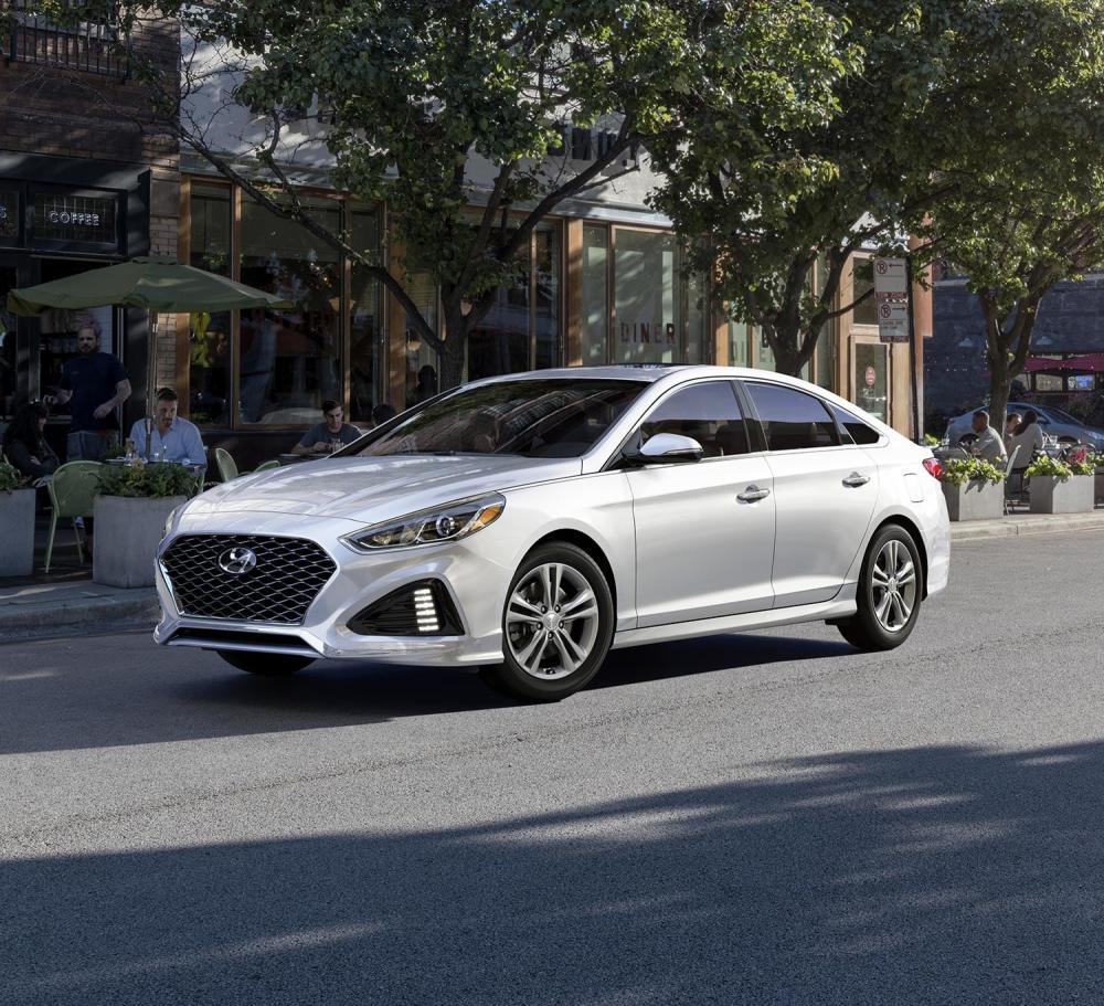 Giá xe Hyundai Sonata cập nhật mới nhất