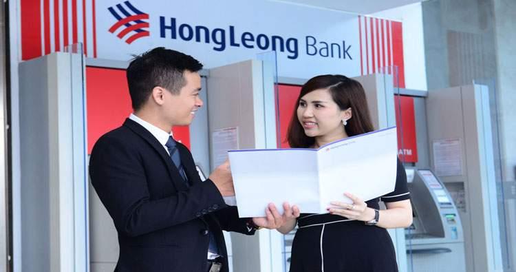 khách hàng vay mua xe ô tô ngân hàng Hong Leong Bank