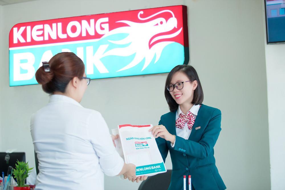 Lãi suất vay mua xe Kienlong bank 2019