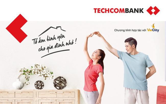 Ưu đãi mua nhà ngân hàng Techcombank - ảnh minh họa