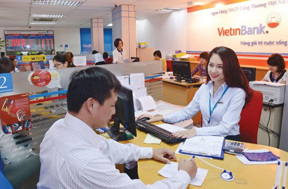 Gửi tiền qua chứng minh thư Vietinbank - ảnh minh họa