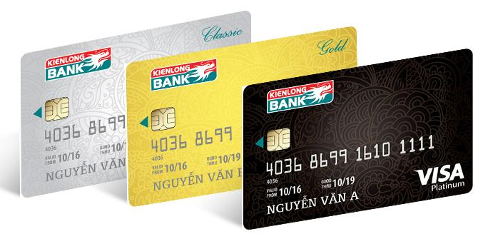 Thẻ tín dụng quốc tế Kienlongbank