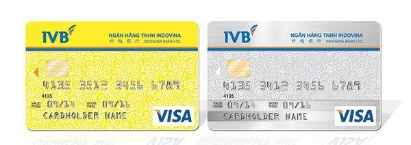 Thẻ tín dụng Indovinabank - ảnh minh họa