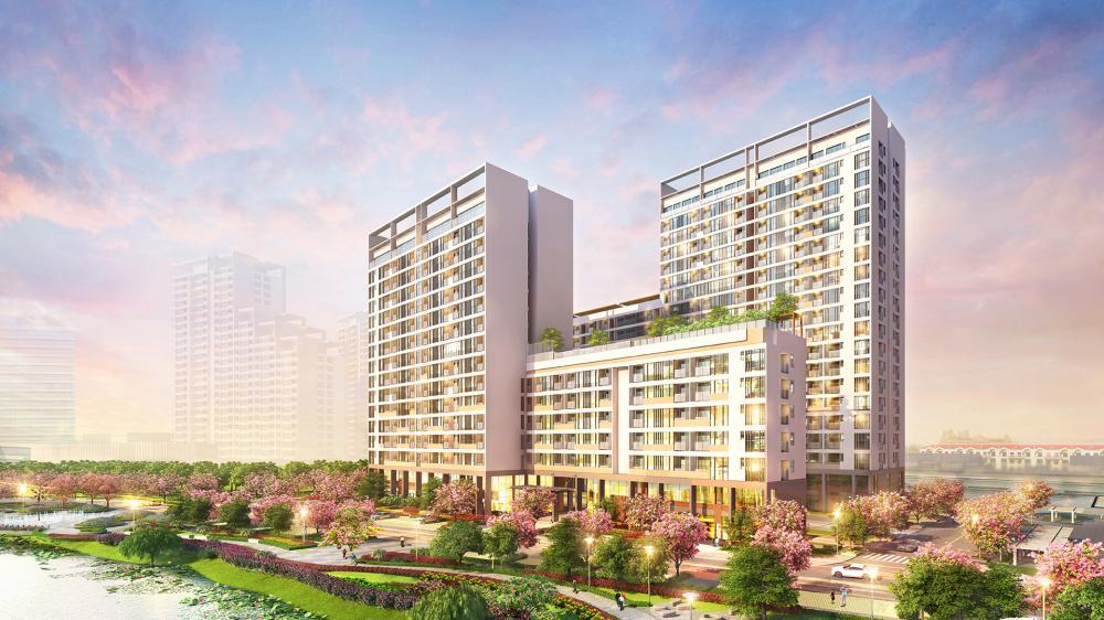 Dự án Phú Mỹ Hưng Midtown tại Quận 7 TP. Hồ Chí Minh - ảnh minh họa