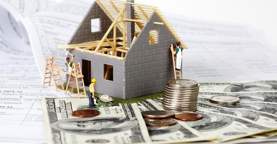 Lãi suất vay tiền xây nhà các ngân hàng - ảnh minh họa