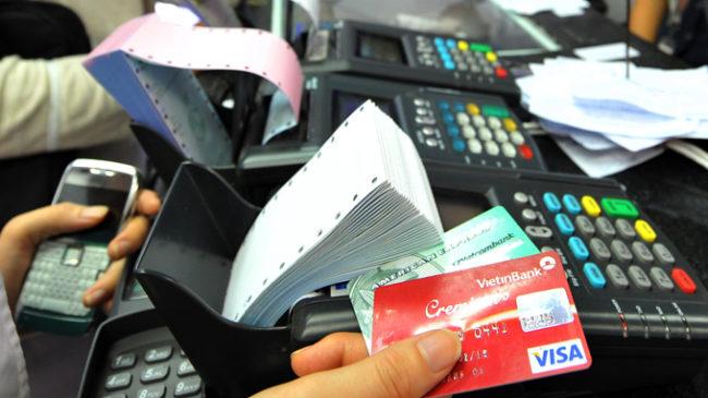 Sử dụng thẻ tín dụng để thanh toán vô cùng nhanh chóng, an toàn