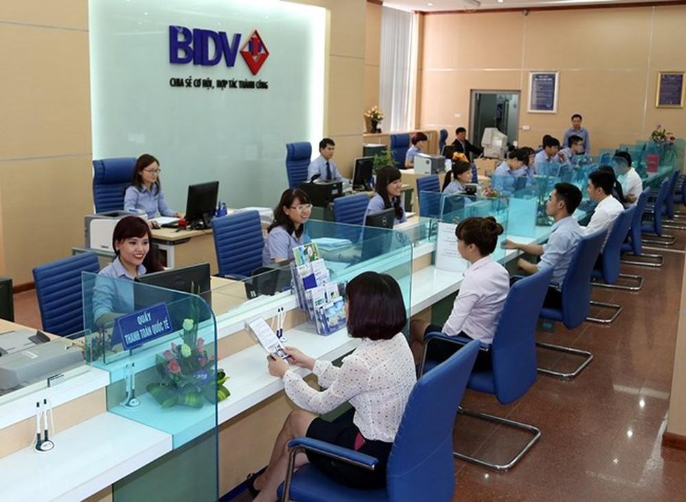 bidv là ngân hàng gì - DiemTinVN