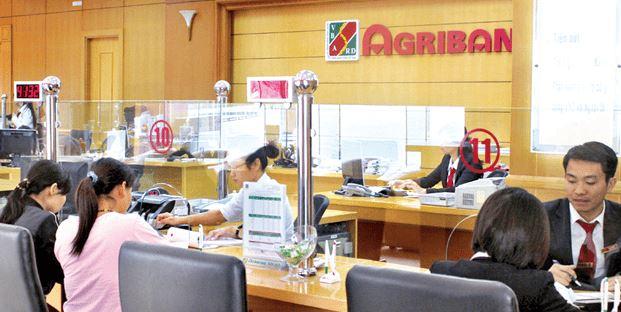 Lãi suất vay vốn ngân hàng Agribank