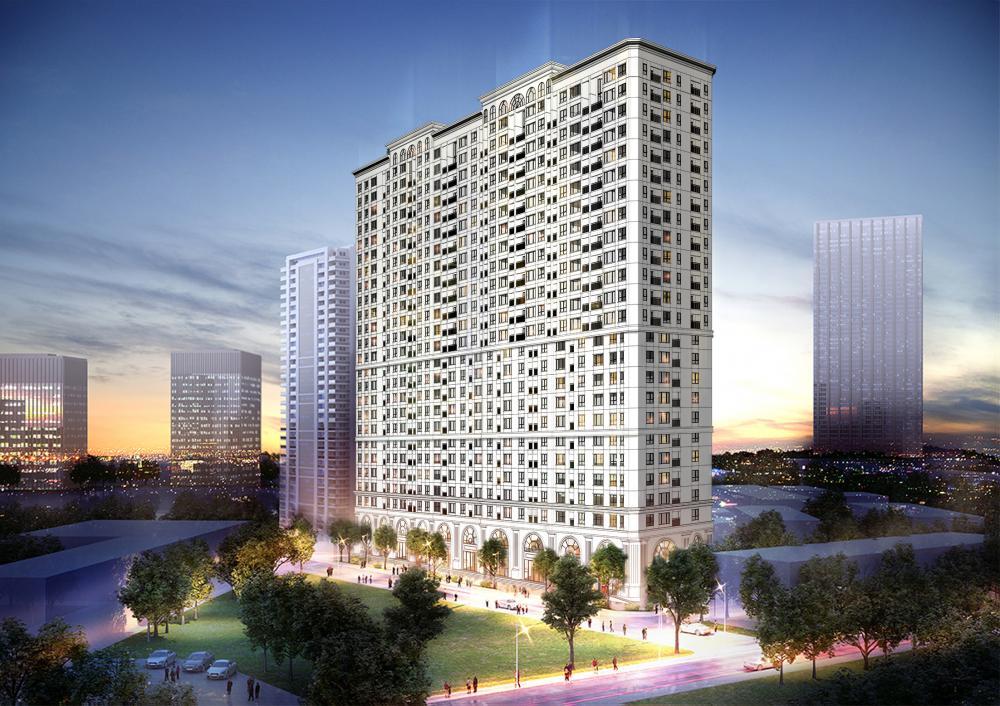 Giá bán chung cư B6 Giảng Võ là từ 3.6 tỷ đồng/căn