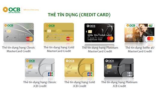 Ưu đãi phí thường niên thẻ tín dụng OCB - ảnh minh họa