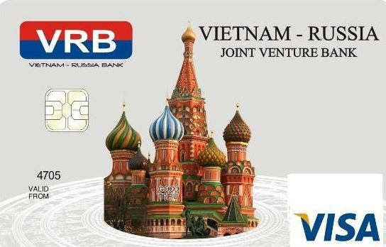 Phí thường niên thẻ tín dụng VRB