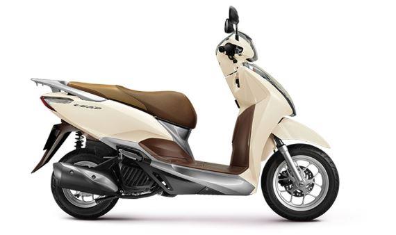 Các hình thức mua xe máy Honda trả góp