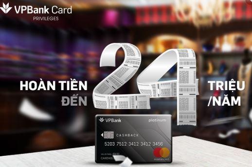 Hủy thẻ tín dụng VPBank