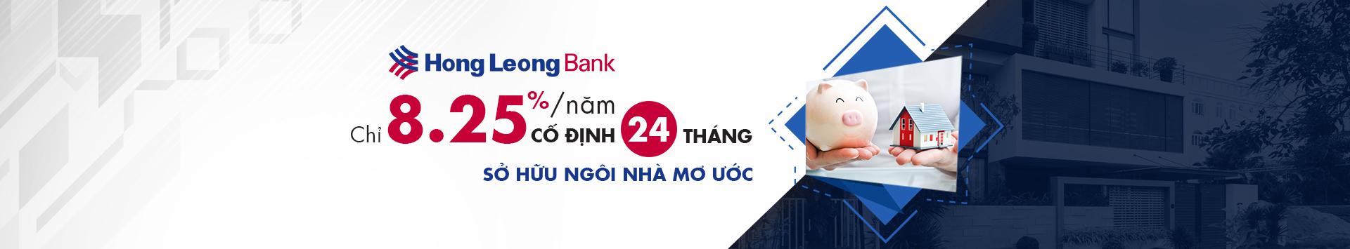 Vay mua nhà cùng Hong Leong Bank