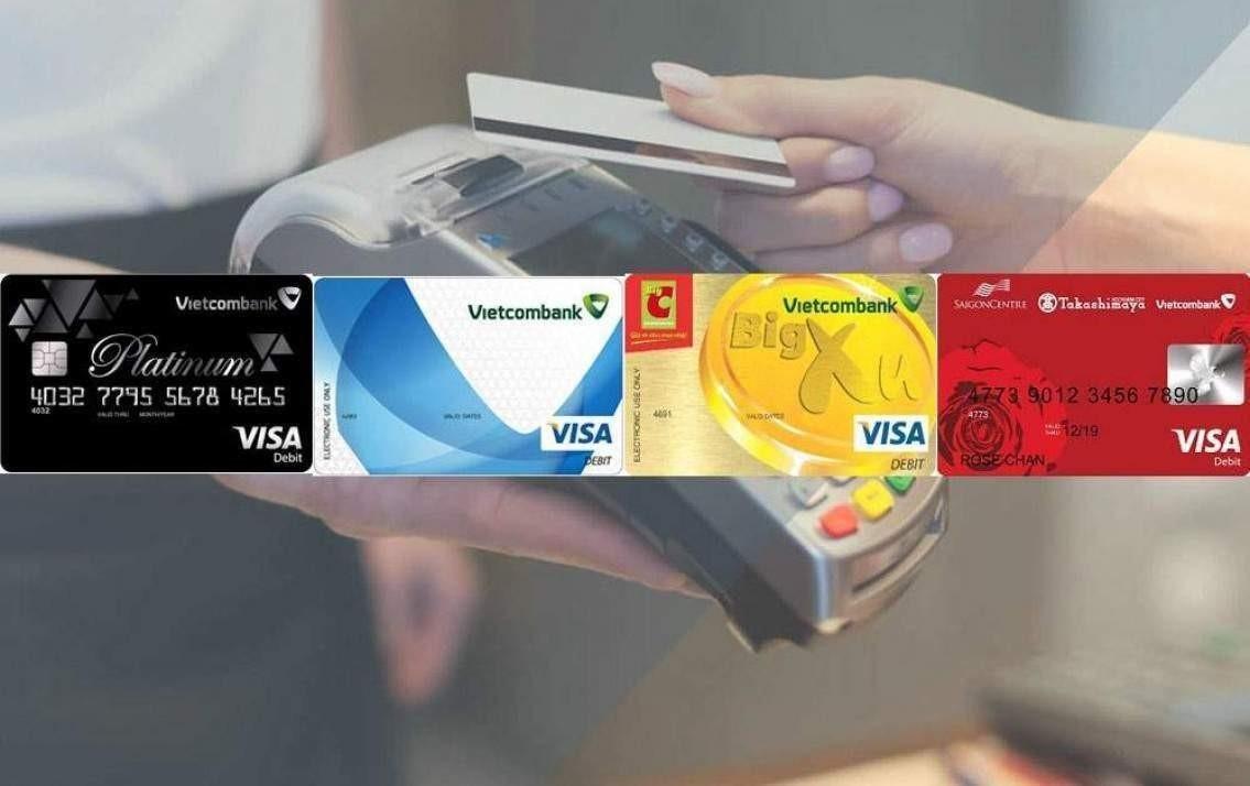 Visa debit Vietcombank