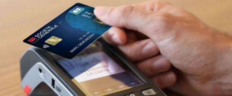 Thẻ thanh toán không tiếp xúc - Ảnh minh họa