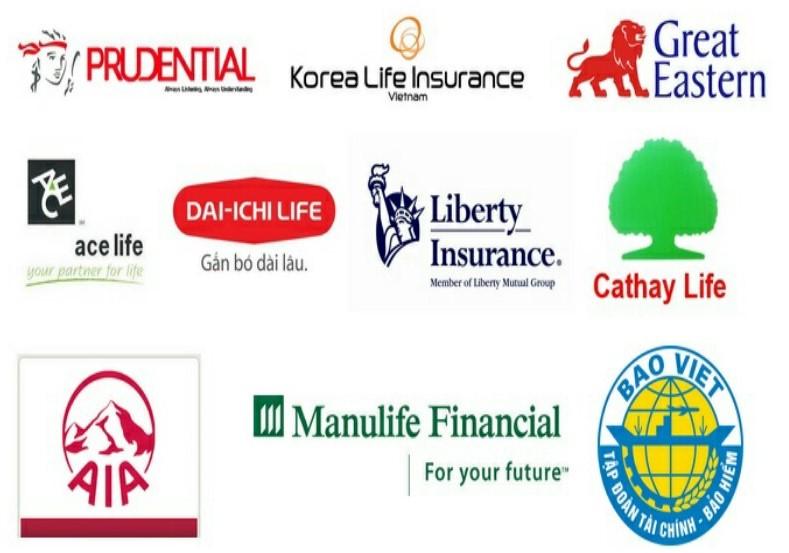 Các công ty bảo hiểm nhân thọ