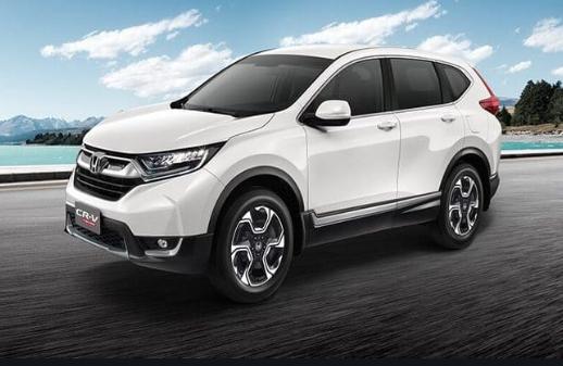 Honda CR-V giảm giá