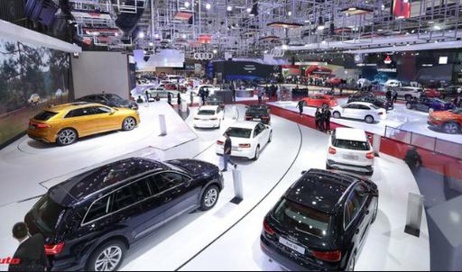 Đề xuất giảm thuế ô tô