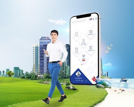 dịch vụ bidv smart banking