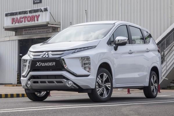 Doanh số Xpander giảm ảnh hưởng đến tình hình kinh doanh chung của Mitsubishi