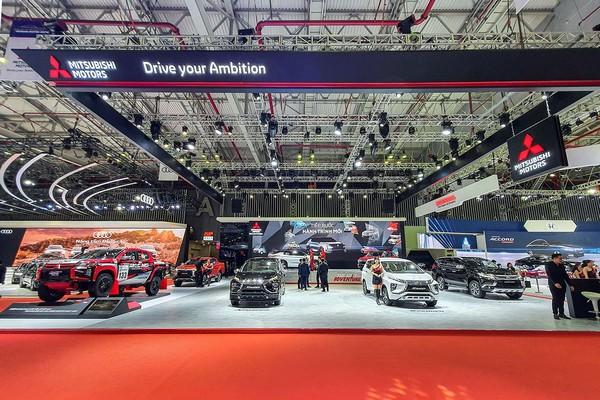 Mitsubishi vẫn thuộc Top 5 thương hiệu ô tô bán chạy nhất dù doanh số suy giảm
