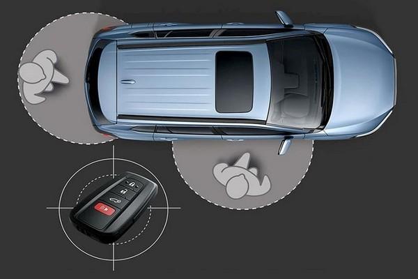 Phiên bản cao cấp của Corolla Cross được trang bị công nghệ Safety Sense 2.0