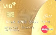 Ngân hàng VIB - Thẻ VIB Master Gold