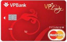 Ngân hàng VPBank - Thẻ VPBank Lady