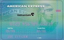 Ngân hàng VietcomBank - Thẻ American Express hạng xanh