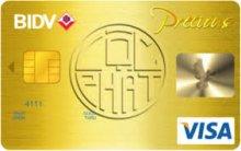 Ngân hàng BIDV - Thẻ Visa Precious