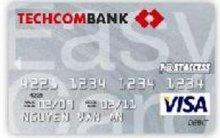 Ngân hàng Techcombank - Thẻ Visa Chuẩn