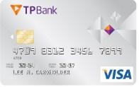 Ngân hàng TienphongBank - Thẻ Visa Chuẩn