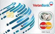 Ngân hàng VietinBank - Thẻ Cremium Mastercard Chuẩn