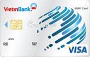 Ngân hàng Vietinbank - Thẻ Cremium Visa Chuẩn