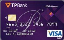 Ngân hàng TienphongBank - Thẻ Visa Bạch kim